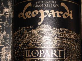 llopart leopardi bn gran reserva